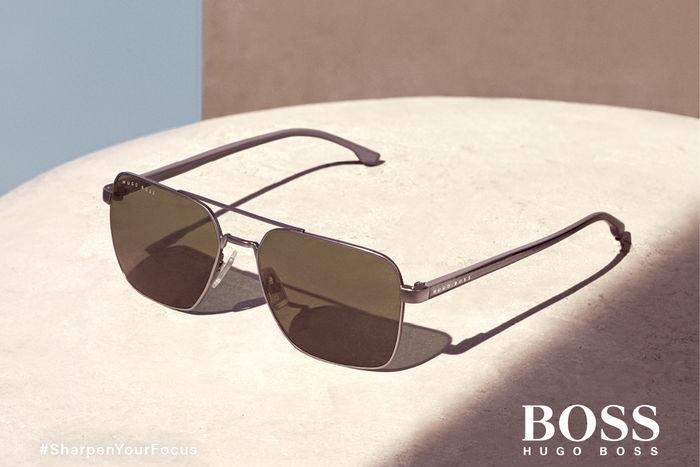 hugo boss erkek güneş gözlüğü